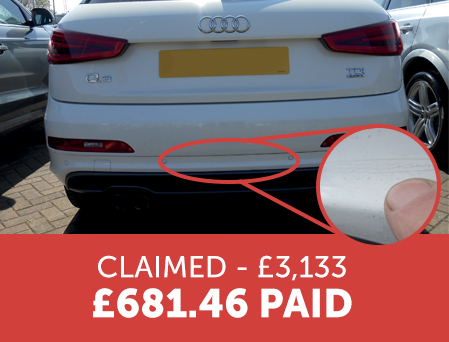 Audi Q3 - Cost Claims Analysis Case
