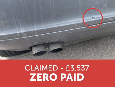 Cost Claims Analysis - Damage Inspection